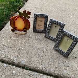 Other - Holiday frames for fall autumn 4 in lot